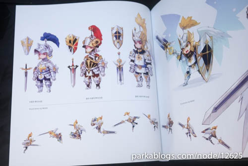 The Art of Seven Knights - 05