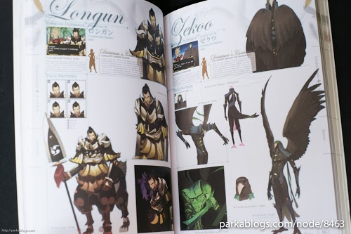 Shining Force Feather: Design Works