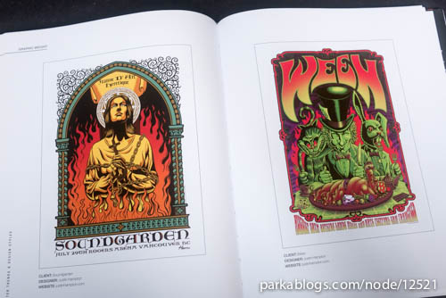 Show Posters: The Art and Practice of Making Gig Posters - 15