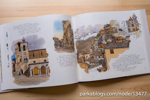 Sicily Sketchbook by Fabrice Moireau - 14