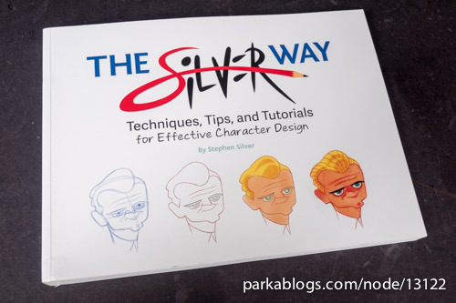 The Silver Way: Techniques, Tips, and Tutorials for Effective Character Design - 01