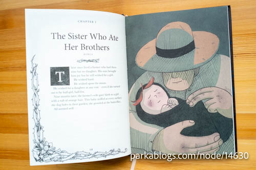 The Sister Who Ate Her Brothers: And Other Gruesome Tales - 02