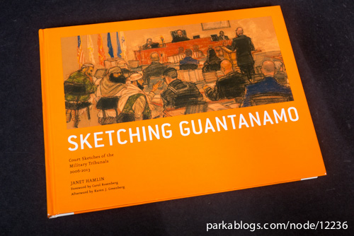 Sketching Guantanamo: Court Sketches of the Military Tribunals, 2006-2013 - 01