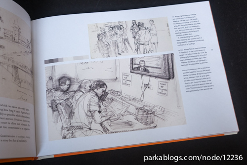 Sketching Guantanamo: Court Sketches of the Military Tribunals, 2006-2013 - 03
