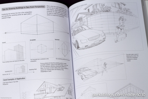 How to Draw Manga: Sketching Manga-Style: Volume 4 All About Perspective - 10