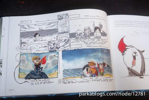 Song of the Sea Artbook - 04