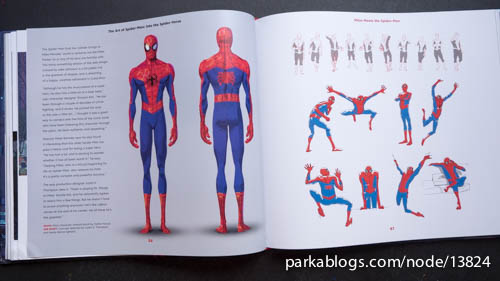 Spider-Man: Into the Spider-Verse -The Art of the Movie - 12