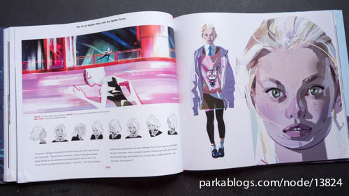 Spider-Man: Into the Spider-Verse -The Art of the Movie - 14