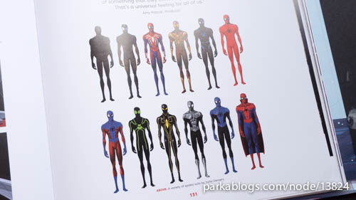 Spider-Man: Into the Spider-Verse -The Art of the Movie - 16