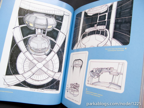 Star Trek, the Next Generation Sketchbook: The Movies, Generations & First Contact - 04