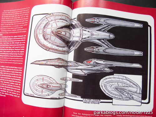 Star Trek, the Next Generation Sketchbook: The Movies, Generations & First Contact - 06