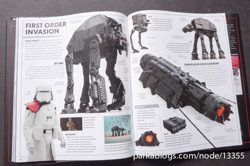 Star Wars The Last Jedi  The Visual Dictionary - 17