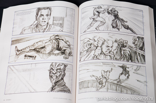 Star Wars Storyboards: The Prequel Trilogy - 07