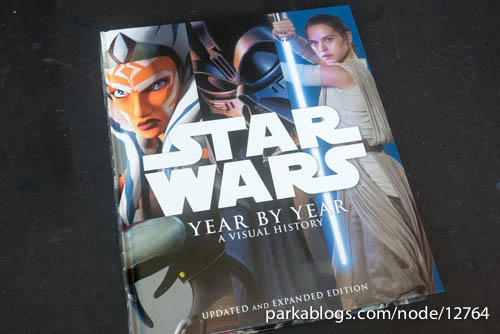 Star Wars Year by Year: A Visual History, 2016 Edition - 01