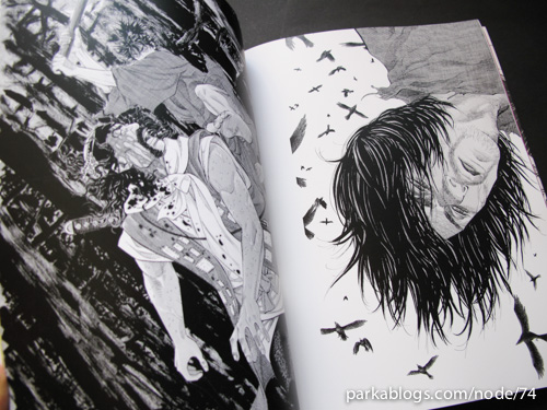 Sumi: Vagabond Illustration Collection - 07