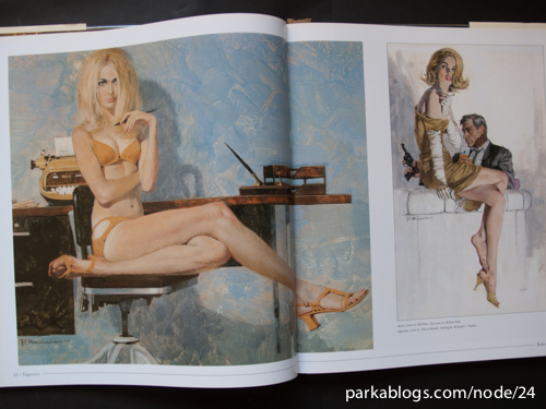Tapestry The Paintings of Robert E. McGinnis - 03