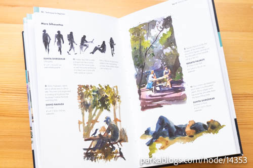 Techniques for Beginners (The Urban Sketching Handbook) - 10
