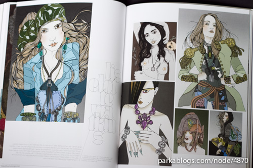 The Beautiful: Illustrations for Fashion and Style - 11