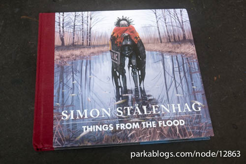 Things from the Flood by Simon Stålenhag - 01