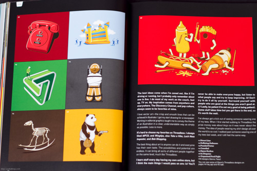 Threadless: Ten Years of T-shirts from the World's Most Inspiring Online Design Community - 06