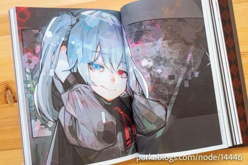 Tokyo Ghoul:re Illustrations by Sui Ishida - 07