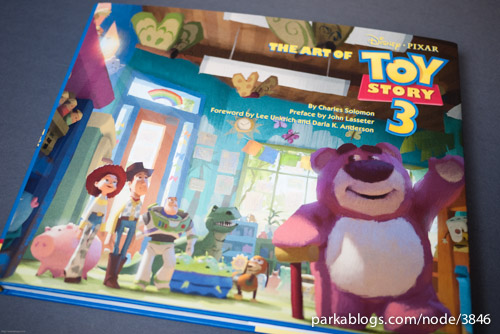 The Art of Toy Story 3 - 01