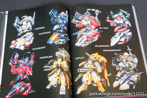 Transformers Legacy: The Art of Transformers Packaging - 09