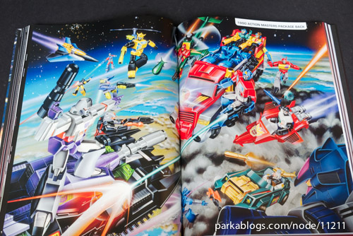 Transformers Legacy: The Art of Transformers Packaging - 12
