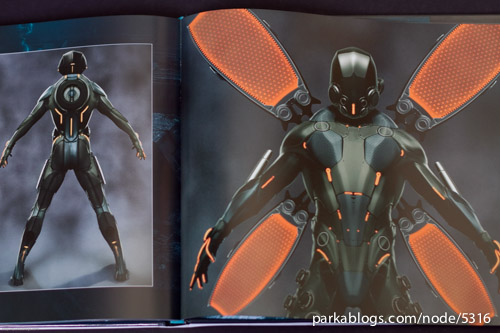 The Art of Tron: Legacy - 11