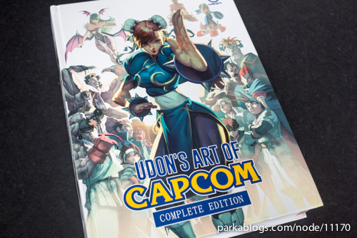 UDON's Art of Capcom: Complete Edition - 01