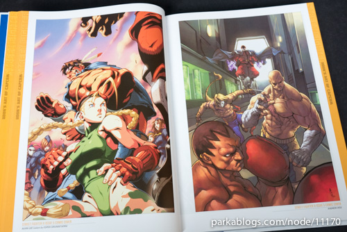 UDON's Art of Capcom: Complete Edition - 04