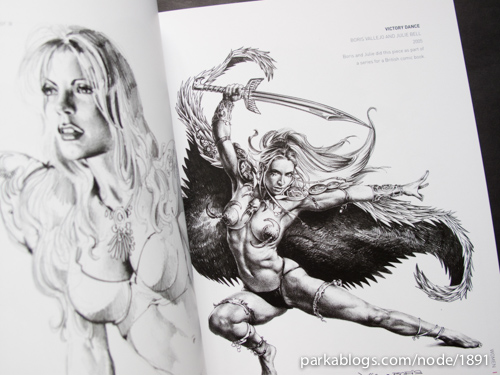 Boris Vallejo and Julie Bell: The Ultimate Illustrations - 01