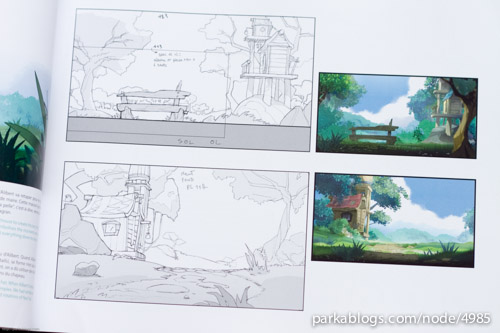 The Art of The Princess and the FrogWakfu: Making of Saison 1 - 03