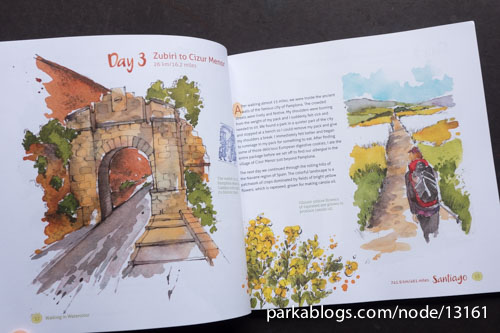 Walking in Watercolor: An Artist's Pilgrimage on the Camino de Santiago - 04