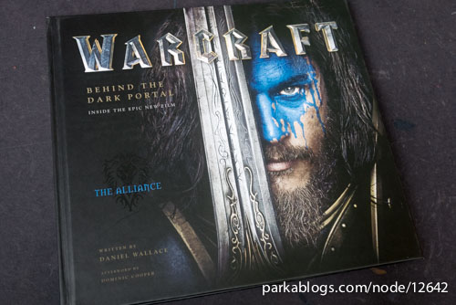 Warcraft: Behind the Dark Portal - 01