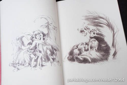 Claire Wendling: Forget Me Not - 04