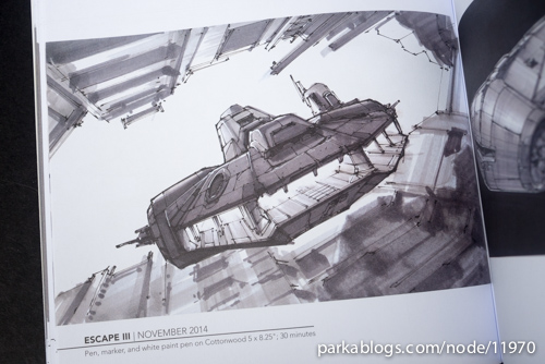 WOOSH!: Spaceship Sketches from the Couch - 11