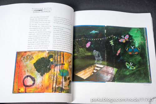 A World of Artist Journal Pages: 1000+ Artworks - 230 Artists - 30 Countries - 04