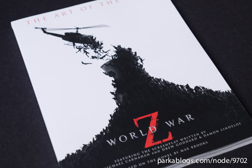World War Z: The Art of the Film - 01