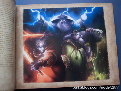 World of Warcraft: The Art of the Trading Card Game - 01