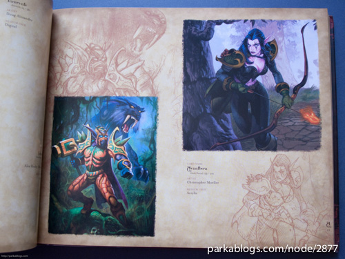 world of warcraft chronicle volume 2 review